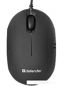 Мышь Defender Rainbow MS-770L Black