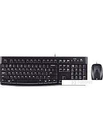 Мышь + клавиатура Logitech MK120