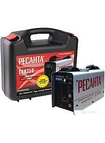Сварочный инвертор Ресанта САИ-250 (в кейсе)