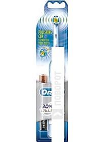 Электрическая зубная щетка Braun Oral-B 3D White Deluxe (DB4.010)