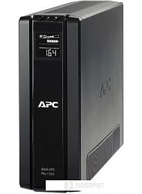 Источник бесперебойного питания APC Back-UPS Pro 1500VA, AVR, 230V, CIS (BR1500G-RS)