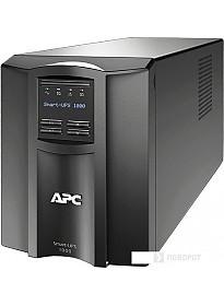 Источник бесперебойного питания APC Smart-UPS 1000VA LCD (SMT1000I)