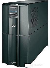 Источник бесперебойного питания APC Smart-UPS 2200VA LCD 230V (SMT2200I)