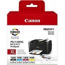Картридж для принтера Canon PGI-1400XL BK/C/M/Y фото и картинки на Povorot.by