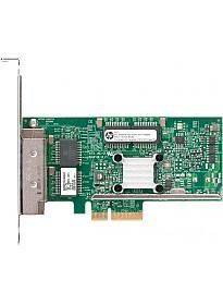 Сетевой адаптер HP Ethernet 1Gb 4-port 331T Adapter (647594-B21)