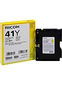 Картридж Ricoh GC 41Y (405764)