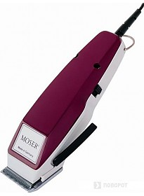 Машинка для стрижки Moser 1400-0051 Red