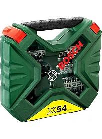 Набор бит Bosch X-Line Classic 2607010610 54 предмета