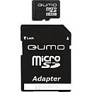Карта памяти QUMO microSDHC (Class 10) 32GB (QM32GMICSDHC10) фото и картинки на Povorot.by