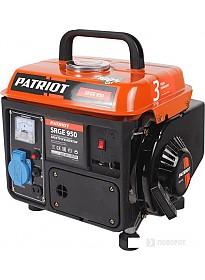 Бензиновый генератор Patriot Max Power SRGE 950 [474102020]