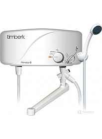 Водонагреватель Timberk Primalux WHEL-3 OSC (душ+кран)