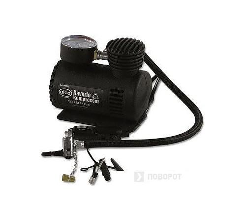 Автомобильный компрессор Alca Kompressor 250 PSI (203 000) фото и картинки на Povorot.by