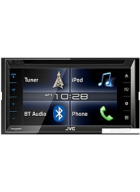 СD/DVD-магнитола JVC KW-V320BT