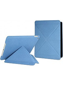 Чехол для планшета Cygnett Paradox Texture Blue for iPad Air (CY1326CIPTE)
