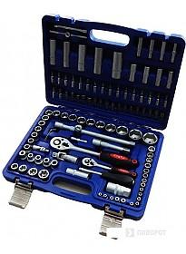 Универсальный набор инструментов KingTul KT108 108 предметов