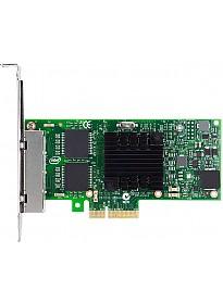 Сетевой адаптер Intel I350-T4
