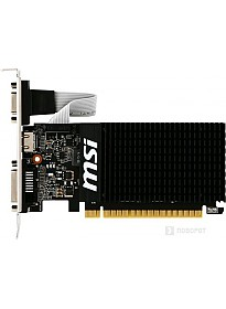 Видеокарта MSI GeForce GT 710 2GB DDR3 [GT 710 2GD3H LP]