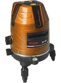 Лазерный нивелир Ресанта ЛУ-3П