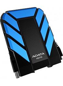 Внешний жесткий диск A-Data DashDrive Durable HD710 2TB Blue (AHD710-2TU3-CBL)