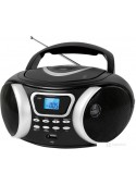 Портативная аудиосистема BBK BX170BT (черный)