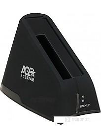 Бокс для жесткого диска AgeStar SUBT Black