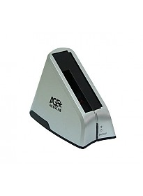 Бокс для жесткого диска AgeStar SUBT Silver