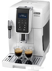 Эспрессо кофемашина DeLonghi Dinamica ECAM 350.35.W