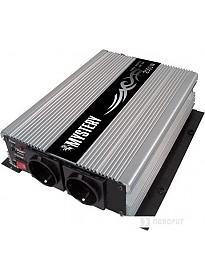 Автомобильный инвертор Mystery MAC-2000
