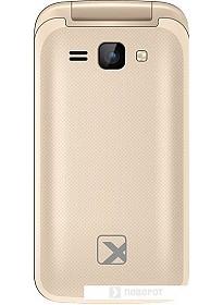 Мобильный телефон TeXet TM-204 Beige