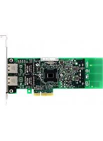 Сетевой адаптер Intel Gigabit ET Dual Port Server Adapter OEM [E1G42ETBLK]