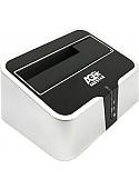 Бокс для жесткого диска AgeStar 3UBT2 Silver
