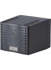Стабилизатор напряжения Powercom TCA-3000 (черный)