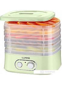 Сушилка для овощей и фруктов Lumme LU-1853 (зеленый)