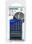 Набор оснастки Dremel 628 7 предметов [2615062832]