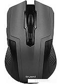 Мышь SVEN RX-355 Wireless (серый)