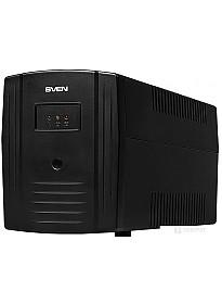 Источник бесперебойного питания SVEN Pro 1000 (USB)