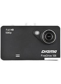 Автомобильный видеорегистратор Digma FreeDrive 106