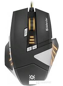 Игровая мышь Defender Warhead GM-1760