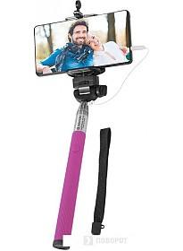 Палка для селфи Defender Selfie Master SM-02 (розовый) [29405]