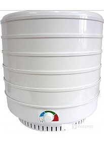 Сушилка для овощей и фруктов Спектр-Прибор Ветерок-2 ЭСОФ-0,6/220 (5 поддонов, белый)