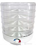 Сушилка для овощей и фруктов Спектр-Прибор Ветерок-2 ЭСОФ-0,6/220 (5 поддонов, прозрачный)