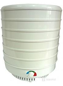 Сушилка для овощей и фруктов Спектр-Прибор Ветерок-2 ЭСОФ-0,6/220 (6 поддонов, белый)