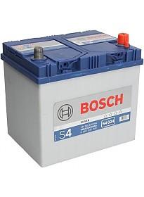 Автомобильный аккумулятор Bosch S4 024 (560410054) 60 А/ч JIS