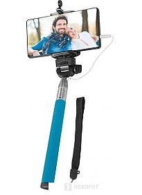 Палка для селфи Defender Selfie Master SM-02 (голубой) [29404]