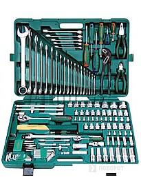 Универсальный набор инструментов Jonnesway S04H524127S 127 предметов