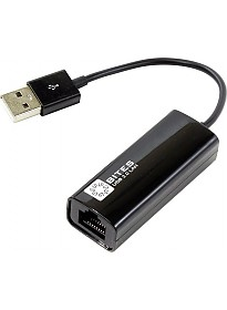 Сетевой адаптер 5bites UA2-45-02BK