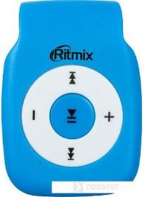 MP3 плеер Ritmix RF-1015 (синий)