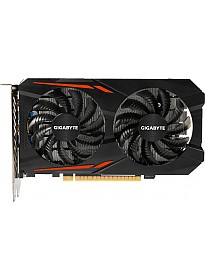 Видеокарта Gigabyte GeForce GTX 1050 Ti OC 4GB GDDR5 [GV-N105TOC-4GD]