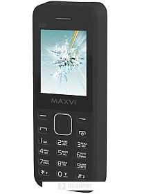 Мобильный телефон Maxvi C20 Black