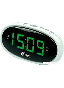 Радиочасы Ritmix RRC-616 (белый)